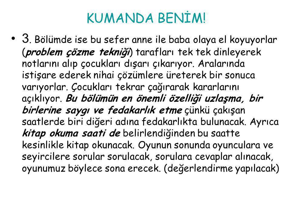 KUMANDA BENİM.3.