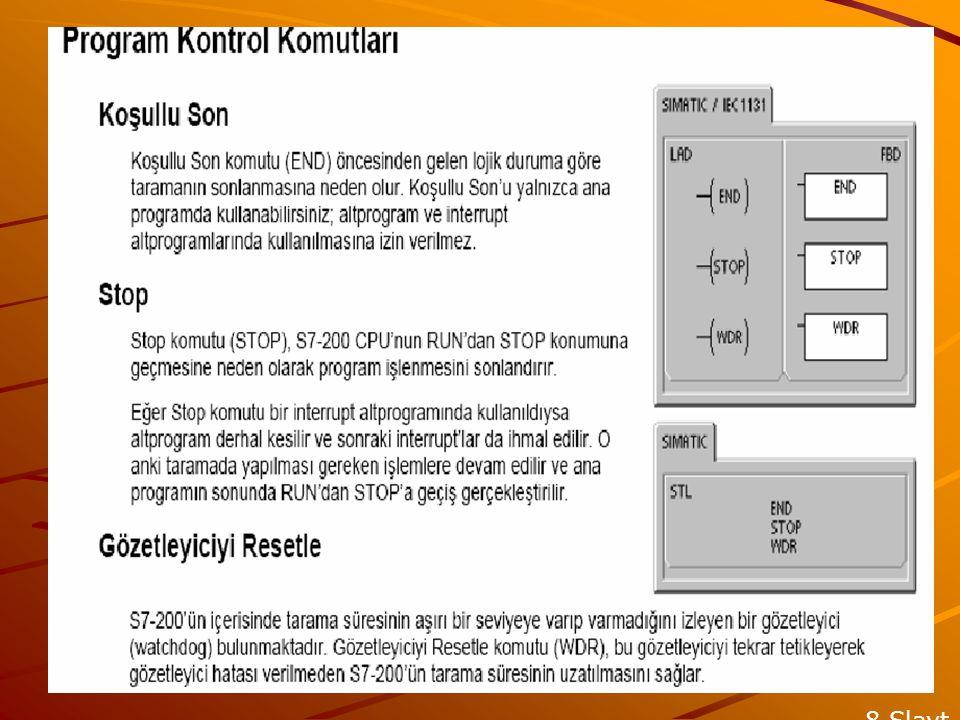 Uyg-3: JUMP_3 7.Slayt