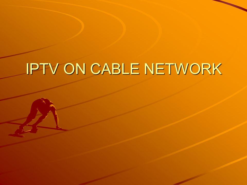 Mehmet Özdemir EDİRNE HEADEND DURUMU Edirne KabloTV alt yapısı fiberlerden oluşan kablo omurgası ve koaksiyel kalitesi bakımından bir IPTV şebekesi için ideal şartları sağlamaktadır.