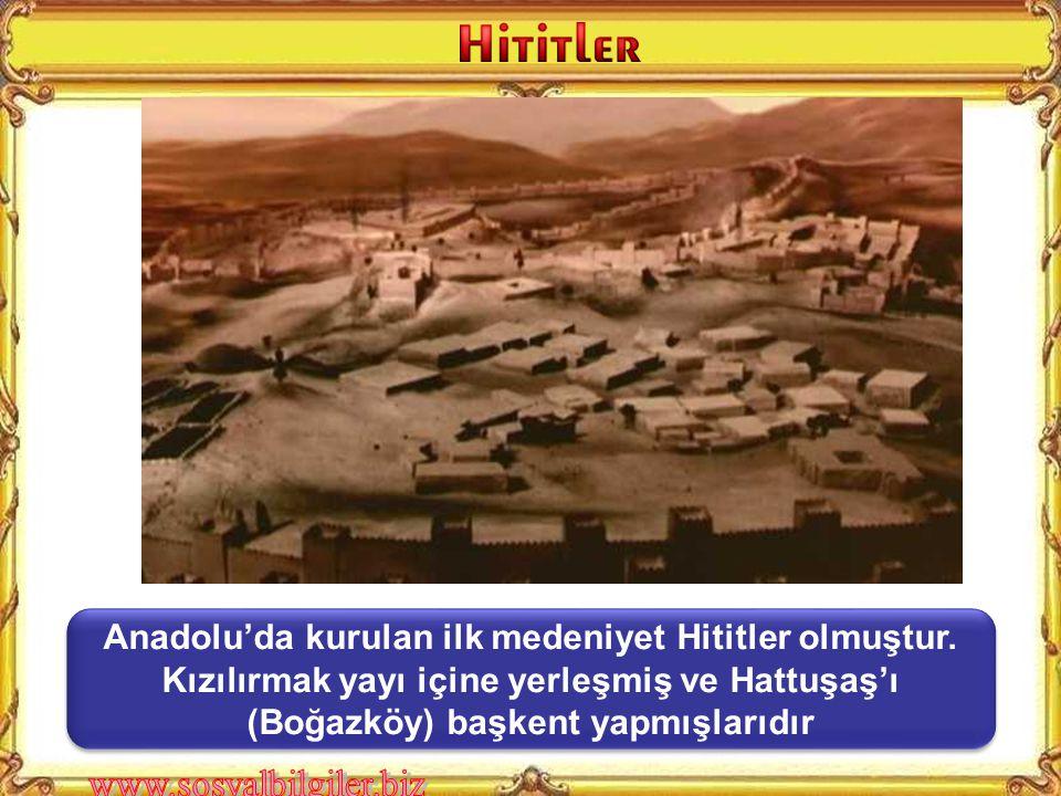 Gediz ırmağı ve Küçük Menderes havzasında kurulan ve Manisa yakınlarındaki Sart şehrini başkent yapan medeniyet Lidyalılar