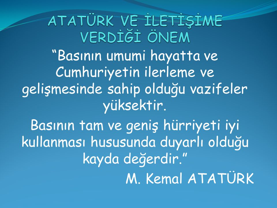 Tarihin en büyük zaferlerinden biri olan Türk Kurtuluş Savaşı sadece silah ve cephaneyle kazanılmamıştır.