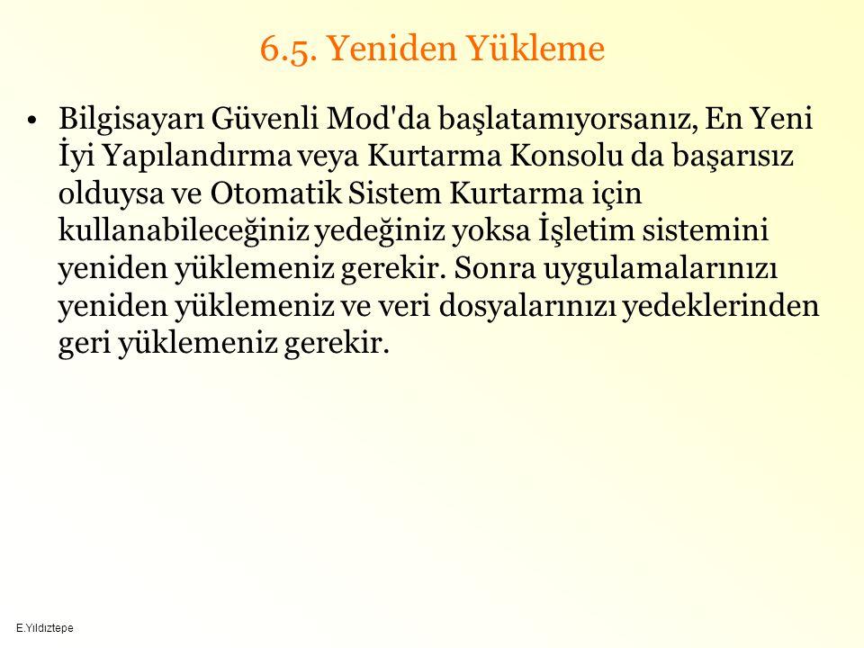 E.Yıldıztepe 6.5.