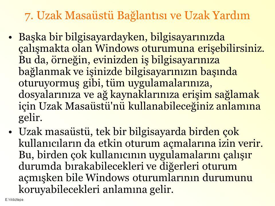 E.Yıldıztepe 7.