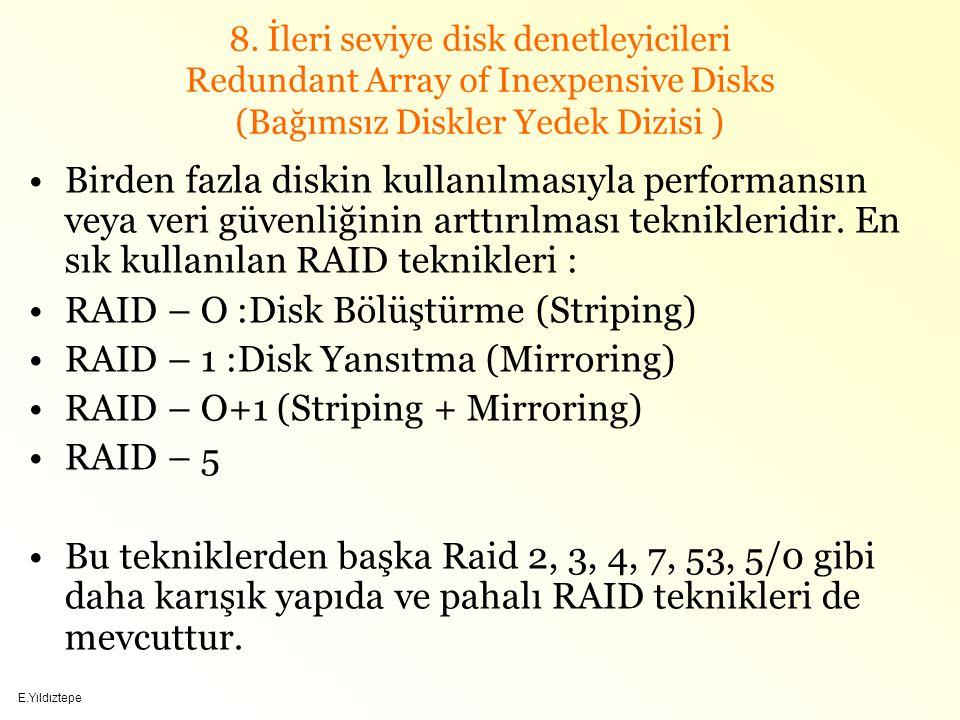 E.Yıldıztepe 8.