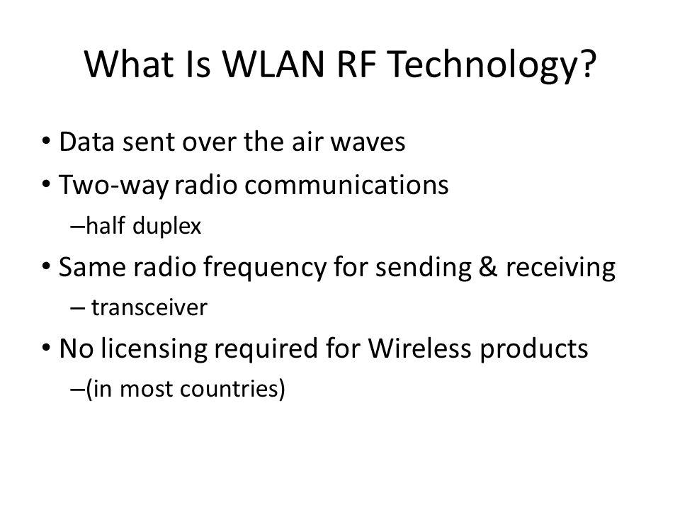 802.11g WLAN Standardı Hız – 54 MHz'a kadar Frekans – 2.4 GHz (ISM band) Modulation – Çeşitli Multiplexing – OFDM