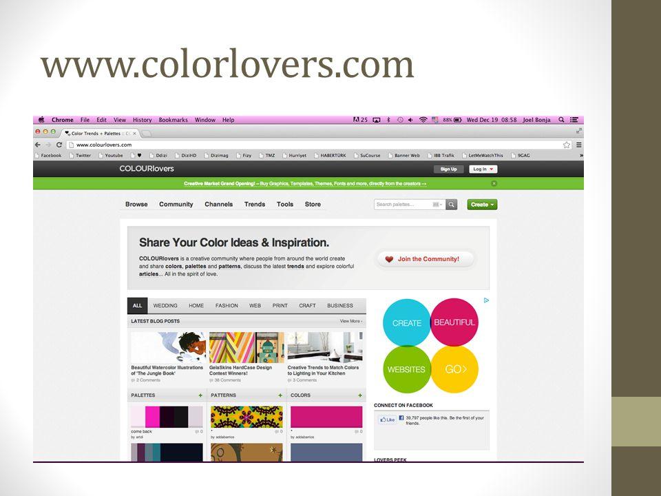www.colorlovers.com