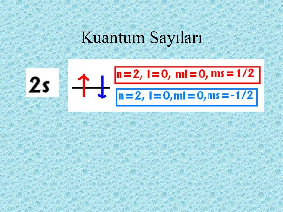 Cl valens elektron sayısı kaçtır, Yanı klorun son yörüngesinde kaç elektron vardır.