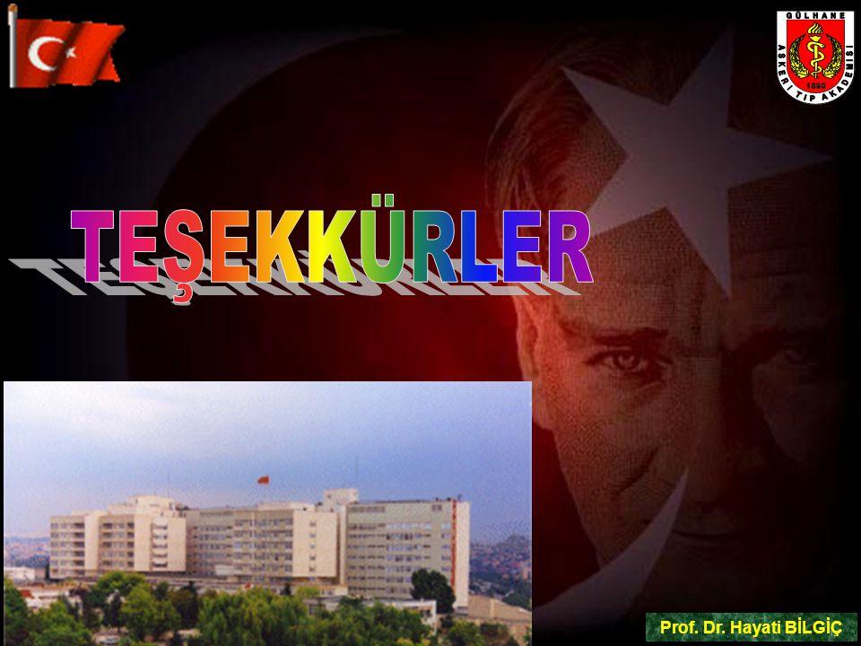 Prof. Dr. Hayati BİLGİÇ