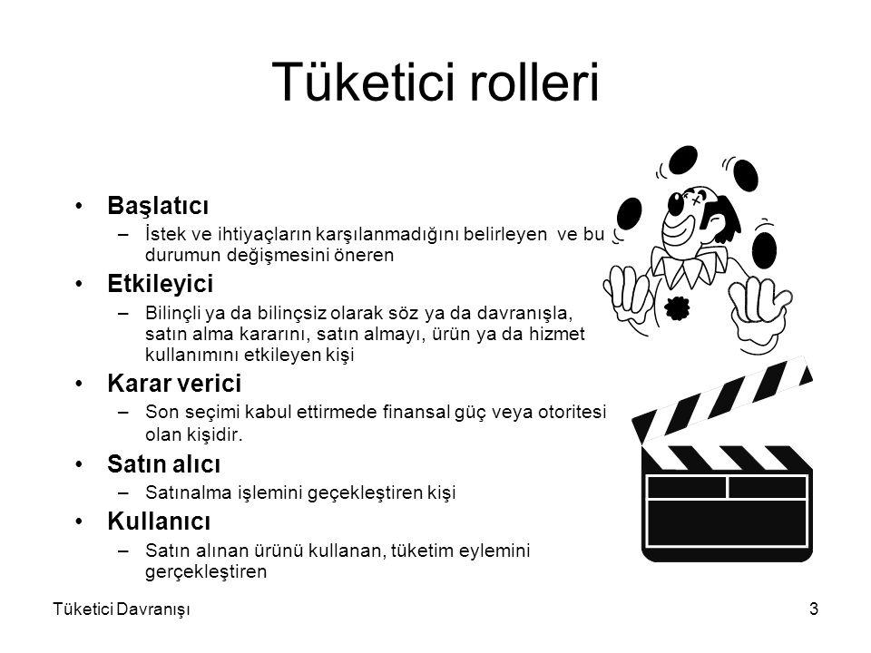 Tüketici (Türk Dil Kurumu sözlüğüne göre) tüketici is.