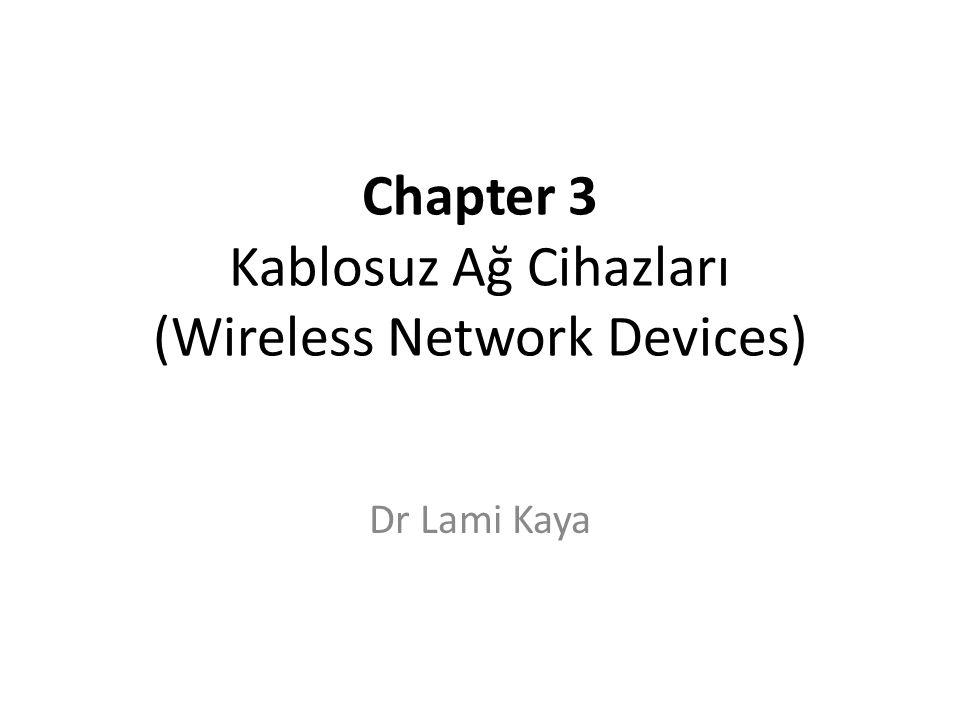 Network Regions