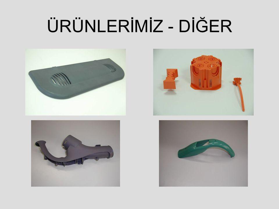 ÜRÜNLERİMİZ - DİĞER