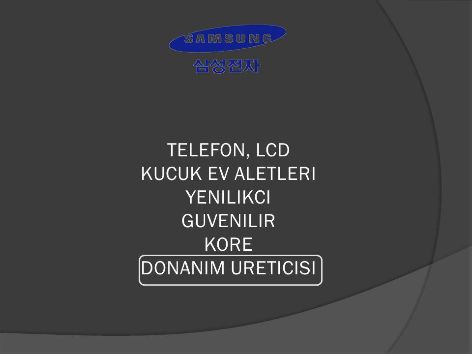 TELEFON, LCD KUCUK EV ALETLERI YENILIKCI GUVENILIR KORE DONANIM URETICISI
