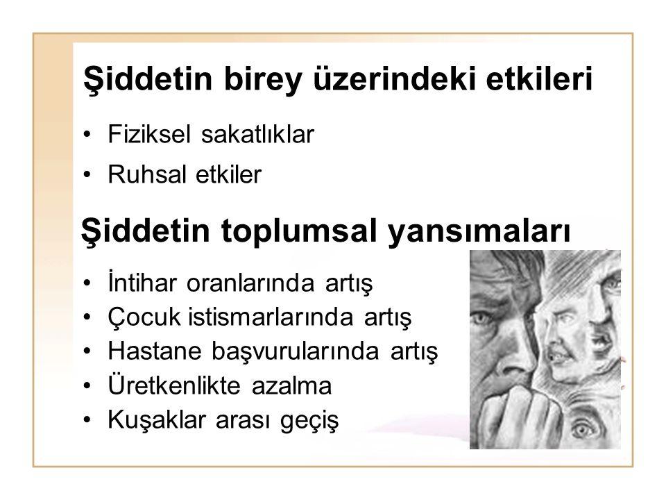 Konu ile ilgili Türkiye'de yapılan araştırmalar Ayranci U, Yenilmez C, Günay Y,Kaptanoğlu C.