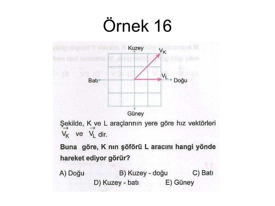 Örnek 16
