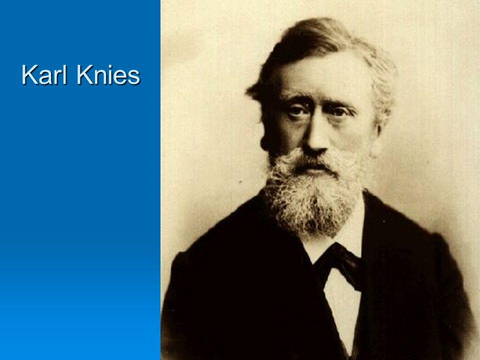 Karl Knies