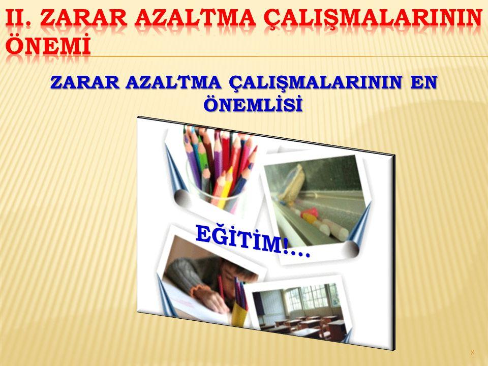 29 Siz bir eğitim kurumunun yöneticileri veya yetkilileri olarak HAZIR MISINIZ ?