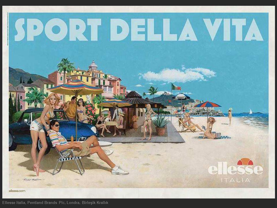 Ellesse Italia, Pentland Brands Plc, Londra, Birleşik Krallık