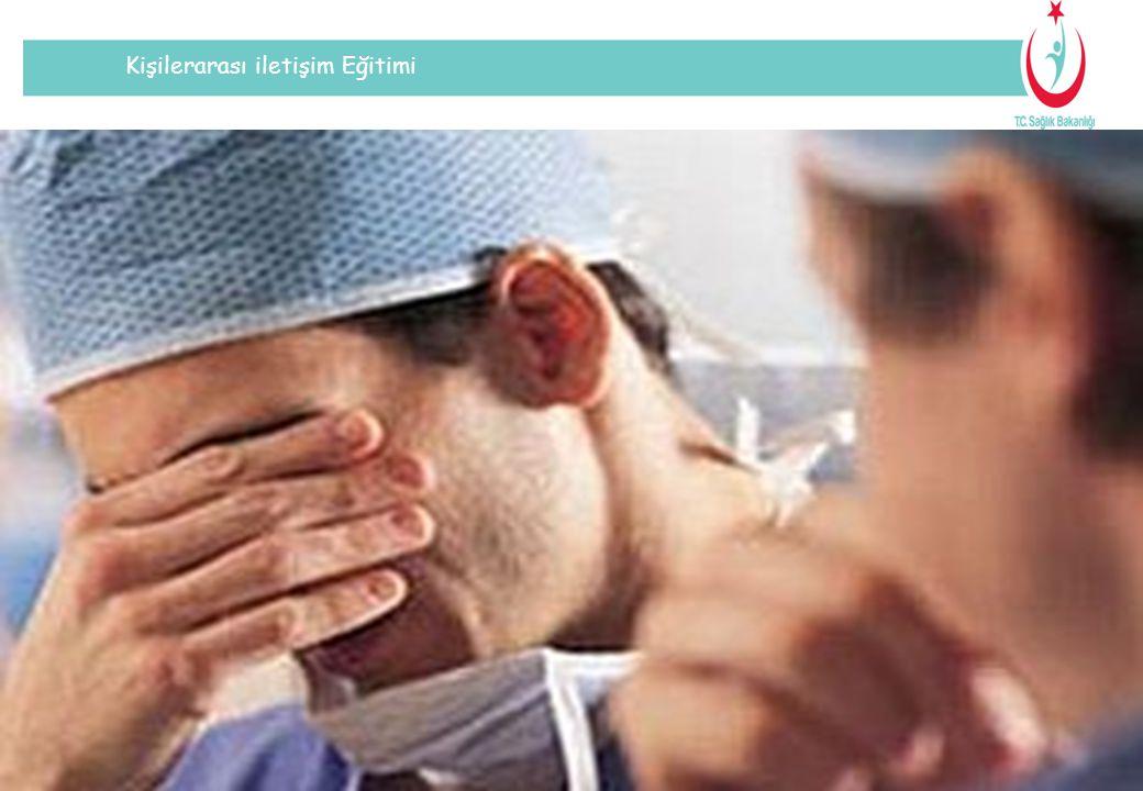 FİZİKSEL BELİRTİLER  Çarpıntı  Yorgunluk  Baş ağrısı  Soğuk ya da sıcak basması  Mide-bağırsak problemleri  Nefes darlığı  Ellerde titreme  Uyku bozuklukları  İştahta bozulmalar ( çok az yeme,aşırı yeme )  Gürültüye ve sese karşı aşırı duyarlılık  Boyunda,ensede,belde, ağrı ve kasılmalar  Bitkinlik  TÜKENMİŞLİK