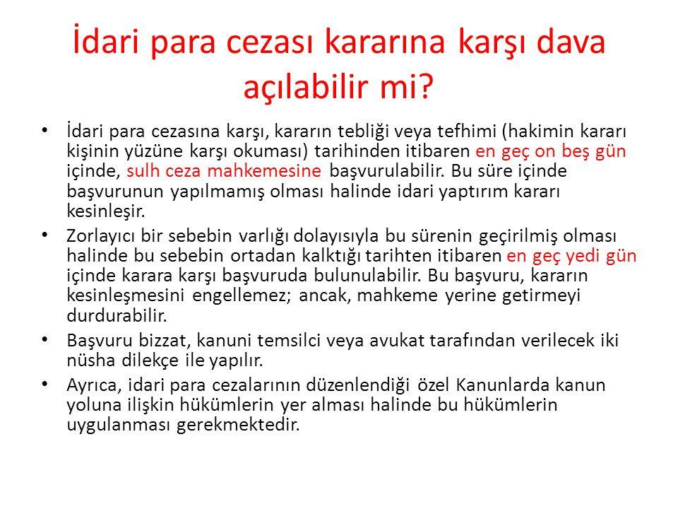 (6) Kullanılamaz hale gelen motorlu kara veya deniz nakil araçlarını ya da bunların mütemmim cüzlerini sokağa veya kamuya ait sair bir yere bırakan kişiye ikiyüzelli Türk Lirası idarî para cezası verilir.