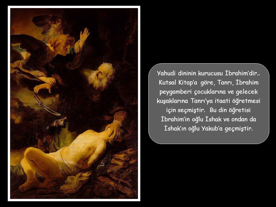 Lea'dan olan oğulları : Ruban, Şimon, Levi, Yehuda, İssakar ve Zevulun. Lea'dan olan kızı : Dina Rahel'den olan oğulları : Yusuf ve Bünyamin. Zilpa'da