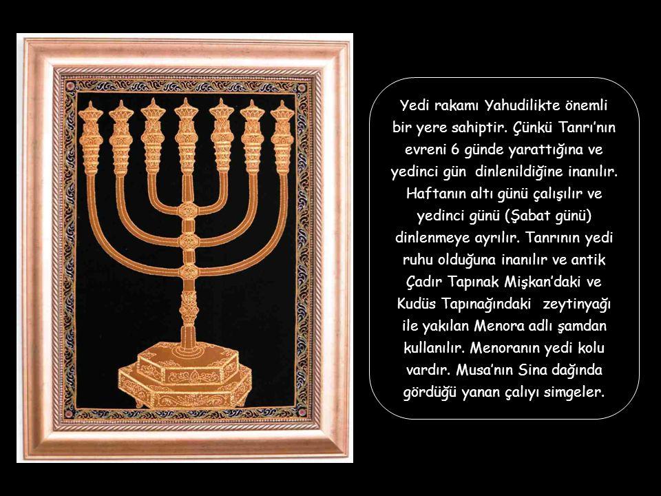 Babil Sürgünü'nün sonlarına doğru biçimlenerek günümüze kadar gelen temel inanca göre, kendisini Hz. Musa'ya YHVH ( Yahve) adıyla tanıtan Tanrı, tarih