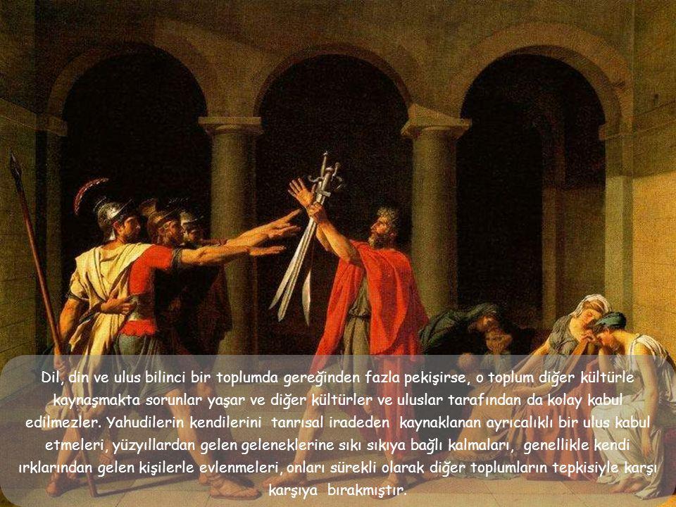 Yahuda halkının Roma yönetimine karşı giriştiği iki büyük ayaklanma (M.Ö. 66-70 ve M.Ö. 132- 135) yılları arasında yaşandı ve her ikisi de kanlı bir ş