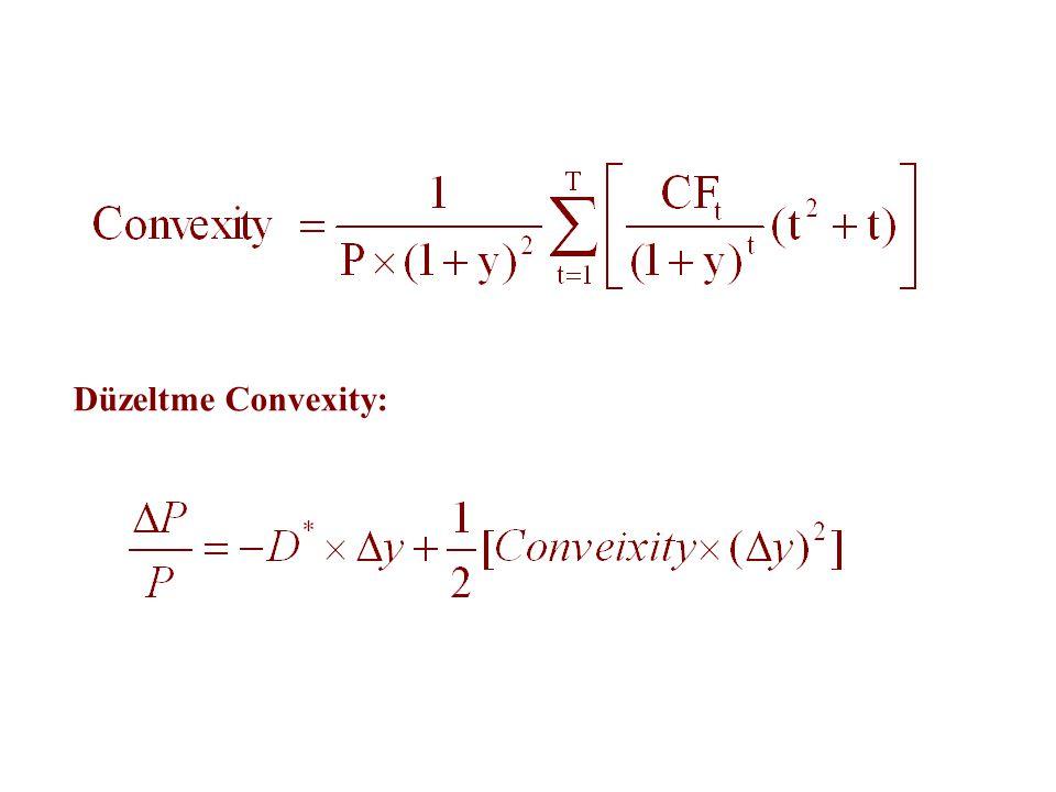 Düzeltme Convexity: