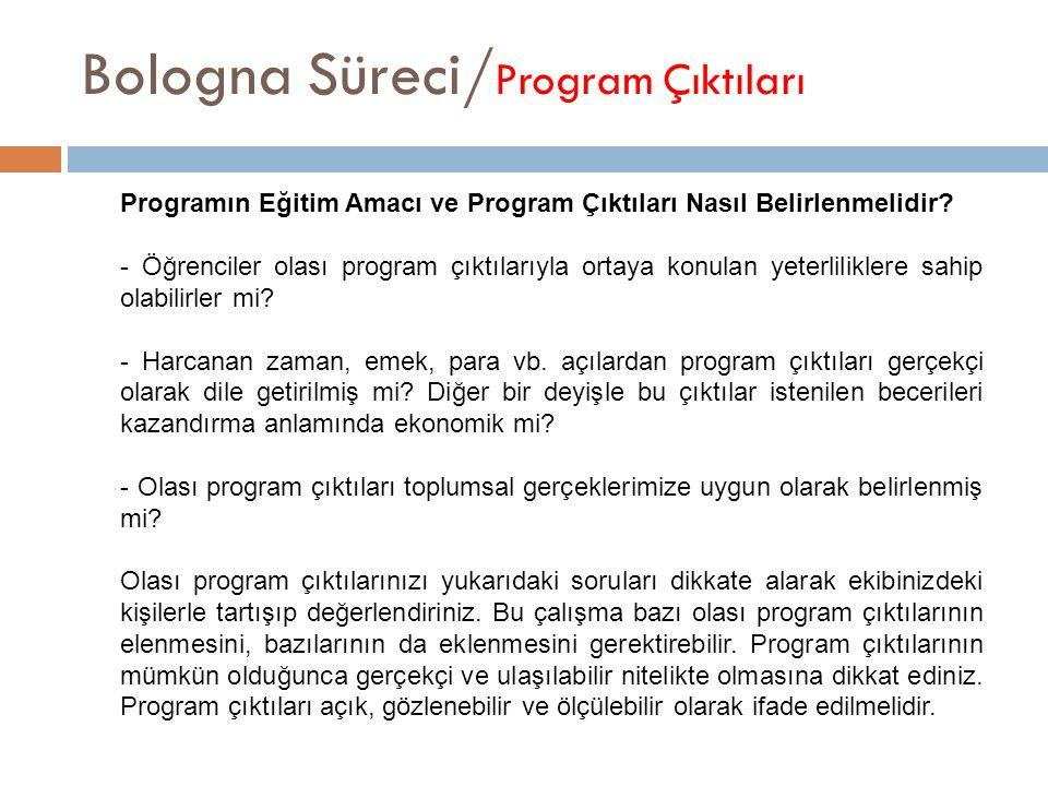 Bologna Süreci/ Sakarya Üniversitesi İİ BF- İ ktisat Bölümü Program Çıktıları (SINIFLANDIRILMIŞ) - Sayfa 1
