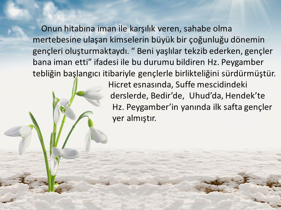 2.Muhataba kar ş ı saygı Hz.