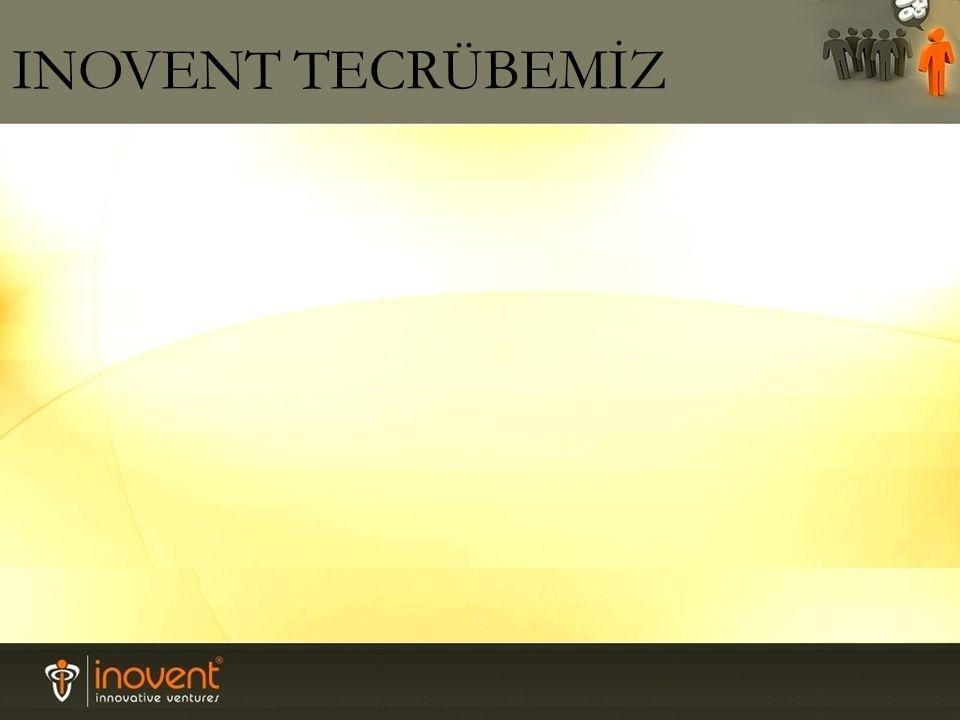 INOVENT TECRÜBEMİZ