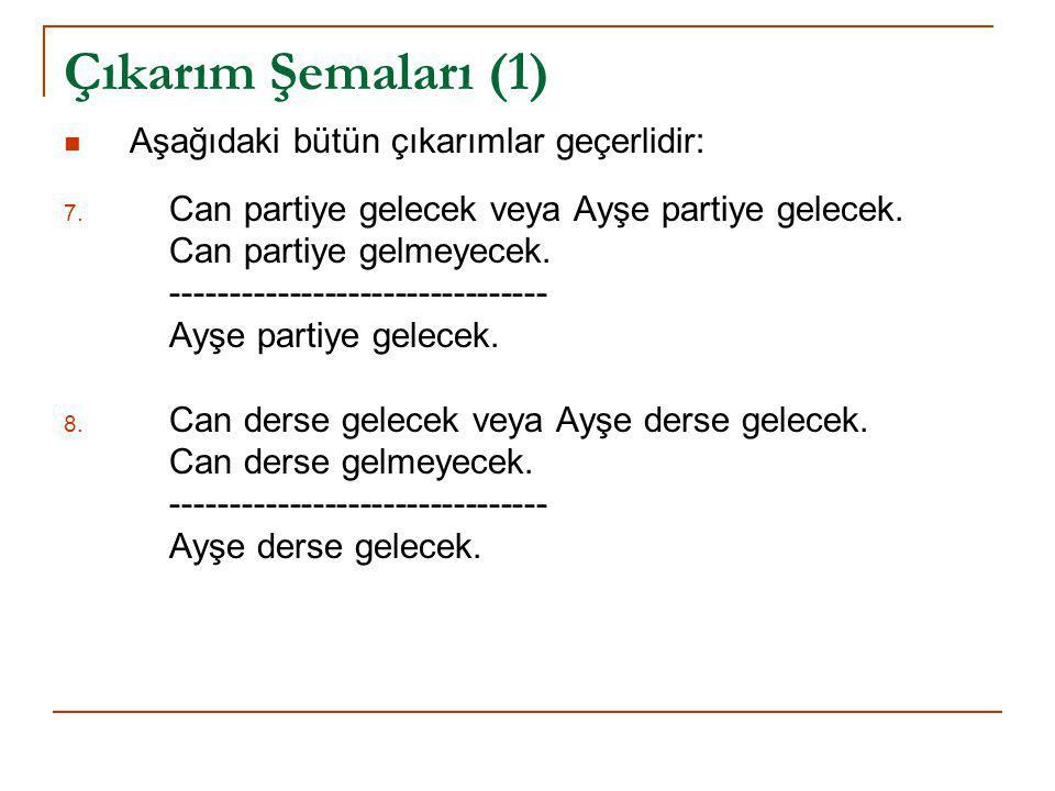 Alıştırmalar - 2 Aşağıdaki cümleleri L 0 'ın ifadeleri olarak formüle ediniz.