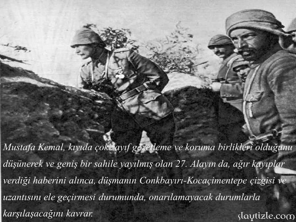 Bigalı'da bulunan ordu yedeği 19.