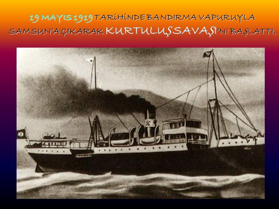 Mustafa Kemal okul yılları boyunca çok çalı ş kan ba ş arılı bir ö ğ renciydi. Çok kitap okur, ülkesi ile ilgili her konuya ilgi duyar ve bilgi sahibi