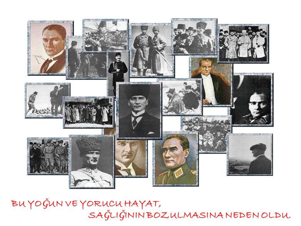 Ya ş amı boyunca Türk Milleti'nin ça ğ da ş ve rahat bir hayata kavu ş ması için pek çok yenili ğ i hayata geçirdi. Ülkemize yeni ve çağdaş tarım araç