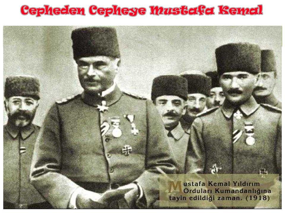 Muş Bitlis Çanakkale Şam Manastır Selanik İstanbul Van I. Dünya Savaşı sırasında Rusların işgal ettiği Doğu Cephesi'ne 16. Ordu Komutanı olarak atanan