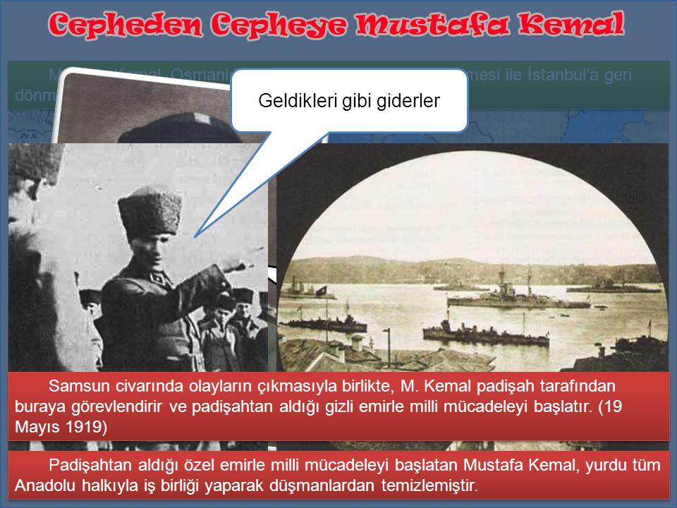 Muş Bitlis Çanakkale Şam Manastır Selanik İstanbul Van Suriye Cephesi Doğu Cephesi'nden yine I. Dünya Savaşı sırasında Suriye Cephesi'ne 7. ordu Komut