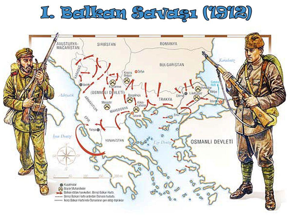 12 Adalar Trablusgarp'ta tutunamayan İtalya, Osmanlı'yı barışa zorlamak için On İki Adayı aldı ve Çanakkale önlerine donanma yolladı. İtalya, bir yand
