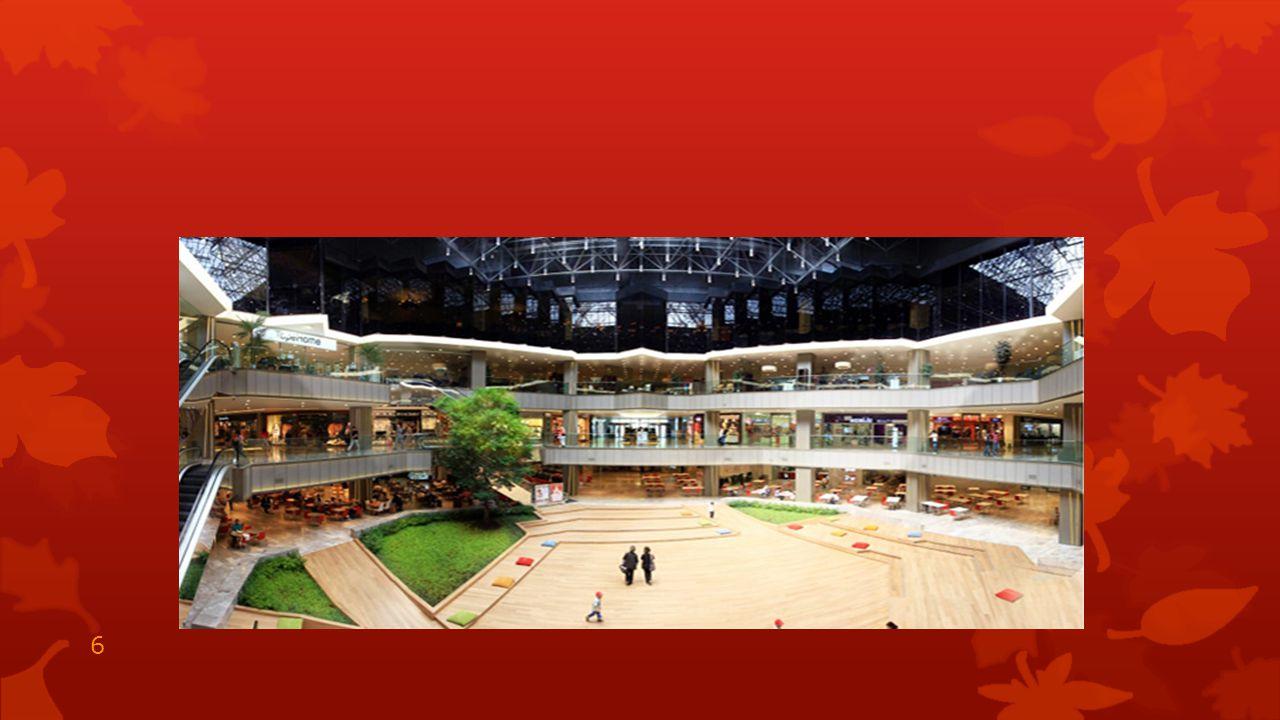  Türkiye'nin ilk alışveriş merkezi olan Galleria'nın 1988'de açılmasından günümüze kadar geçen bu süreç Türkiye'nin yalnızca metropol kentleri değil küçük kentlerini de alışveriş merkezleri ve beraberinde getirdiği tüketim kültürü ile tanıştırmıştır.