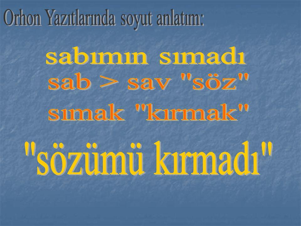 Bilim dili olarak Türkçe Türkçe, daha IX.