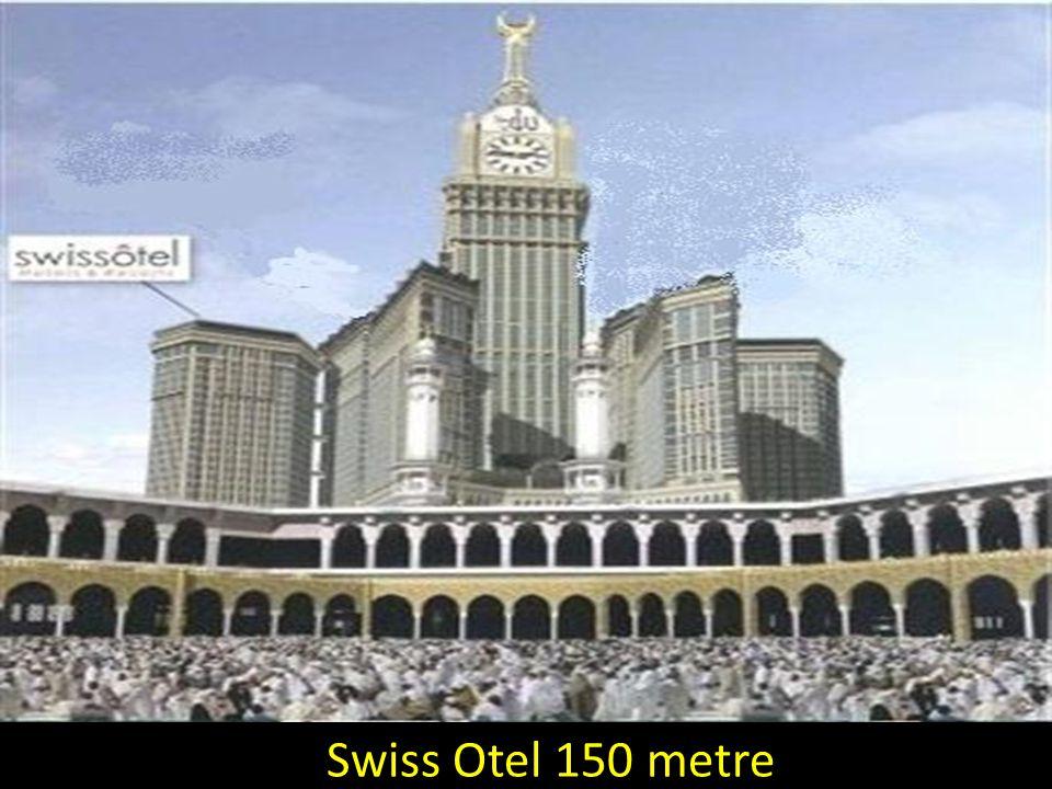 Swiss Otel 150 metre