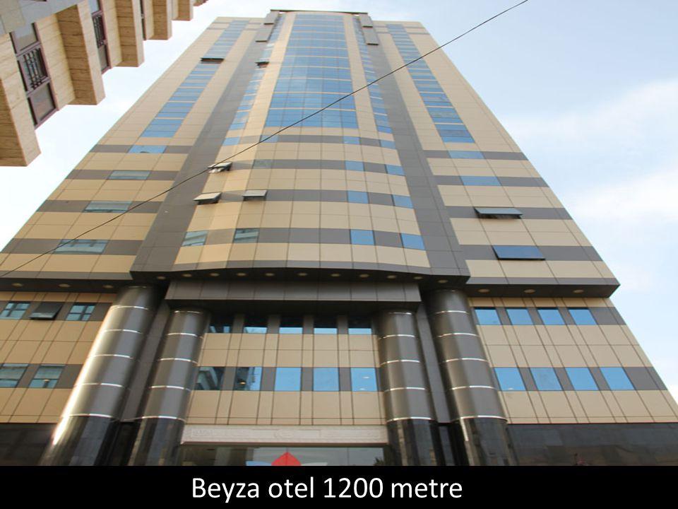 Beyza otel 1200 metre