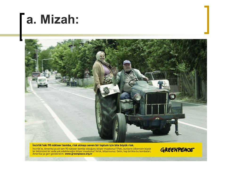 a. Mizah:
