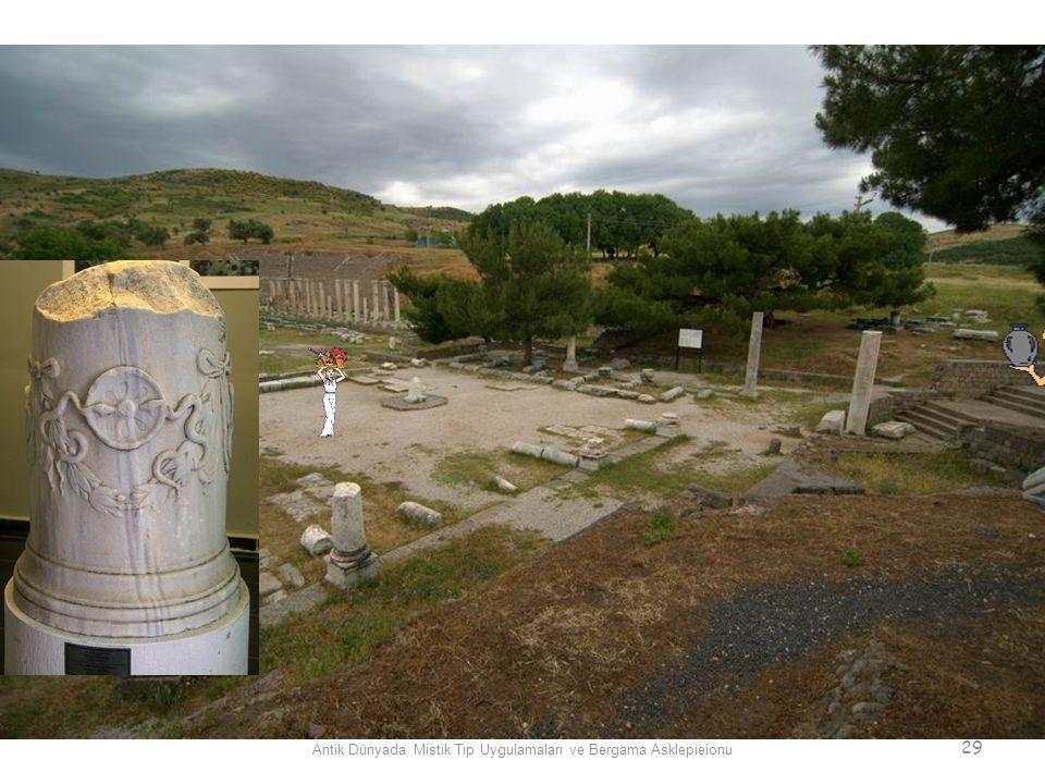 Antik Dünyada Mistik Tıp Uygulamaları ve Bergama Asklepieionu 29