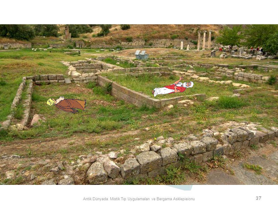 Antik Dünyada Mistik Tıp Uygulamaları ve Bergama Asklepieionu 37