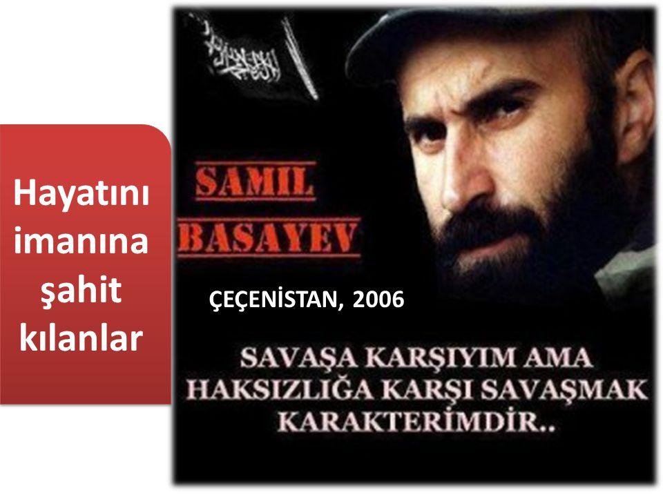 ÇEÇENİSTAN, 2006