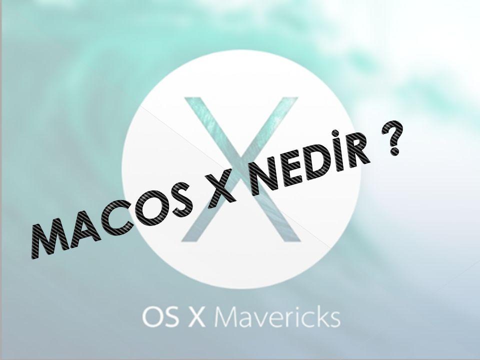  Bugüne kadar Mac OS işletim sistemlerini kullanırken PC'lerle haberleşmek için dışarıdan yazılım yüklemek gerekiyordu Mac OS X'te ise durum böyle değil Bilgisayarınızı açar açmaz network'e bağlı olan PC'leri de görebiliyorsunuz Network özellikleri, Mac OS X'in en çok göze çarpan yanlarından biri olarak karşımıza çıkıyor Mac OS X Apple Talk desteğine sahip olarak geliyor Fakat Network özellikleri tamamen TCP/IP protokolü üzerine kurulmuş durumda Bu Mac OS X'in Network mimarisini çok daha sağlam ve tutarlı kılıyor Mac OS X smb (samba) ve nfs dosya desteğini sunarak bağlanamayacağı sistem olmadığını gösteriyor Böylece Windows tabanlı PC'lerin olduğu bir Network üzerinde direkt bağlantı sağlanabiliyor Bunun için DAVE veya PCMacLAN gibi üçüncü parti çözümlere de ihtiyaç kalmıyor