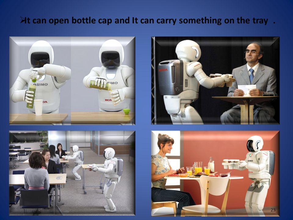  ASIMO can dance 22