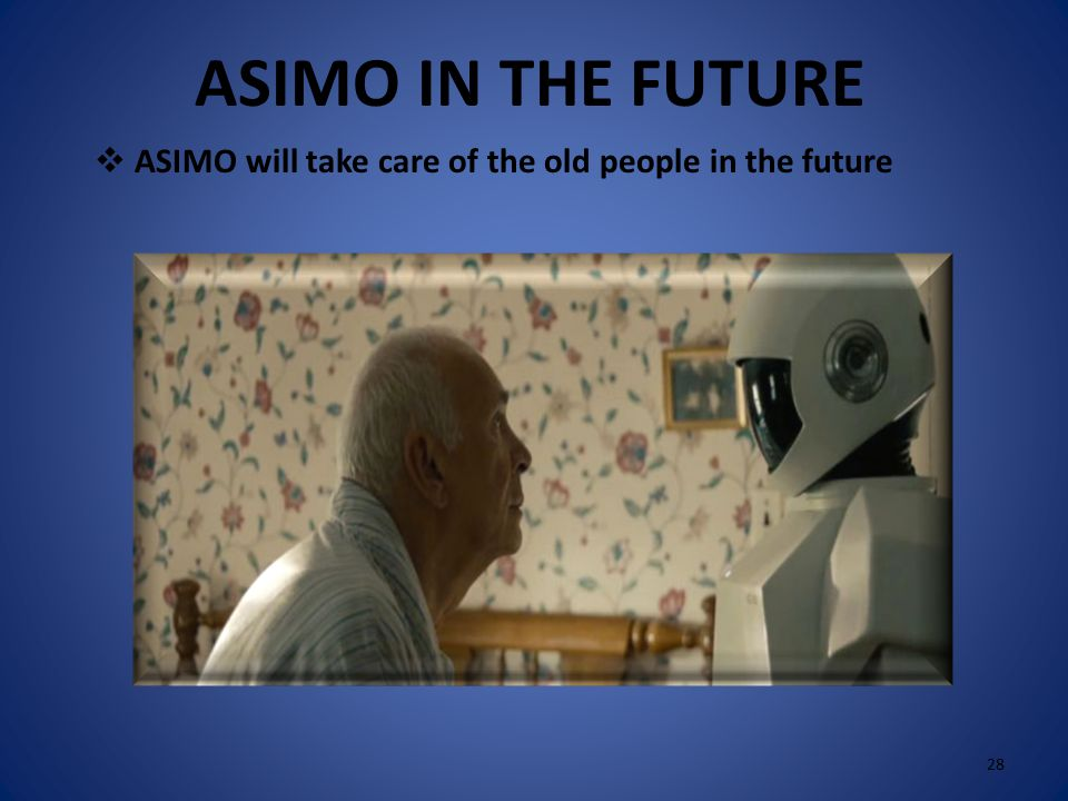 THE CELEBRITIES ASIMO MET