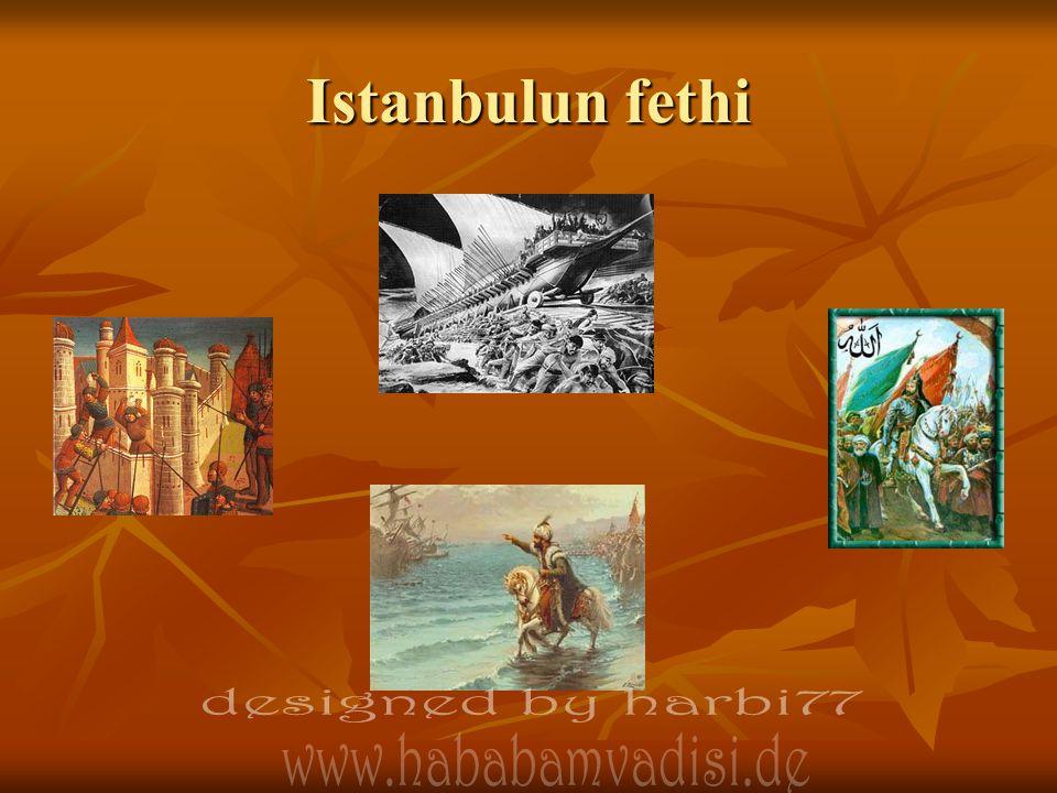 Istanbulun fethi