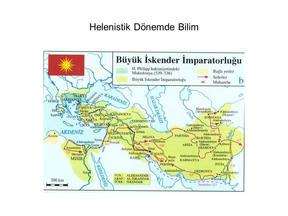 Helenistik Dönemde Bilim